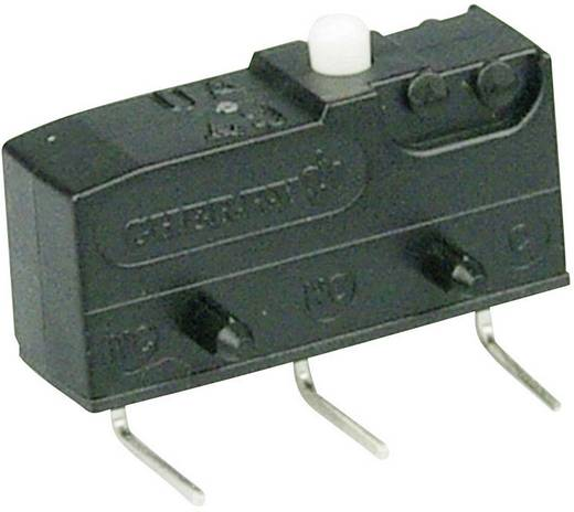 Cherry Switches Mikroschalter DB1C-D3AA 250 V/AC 6 A 1 x Ein/(Ein) tastend 1 St.