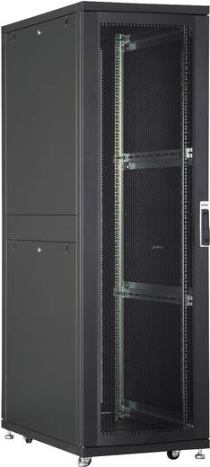 19 Zoll Serverschrank Digitus Professional DN-19 SRV-42U-B-1 (B x H x T) 600 x 1970 x 1000 mm 42 HE Schwarz (RAL 9005)