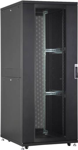 19 Zoll Serverschrank Digitus Professional DN-19 SRV-42U-8-B (B x H x T) 800 x 1970 x 1000 mm 42 HE Schwarz (RAL 9005)
