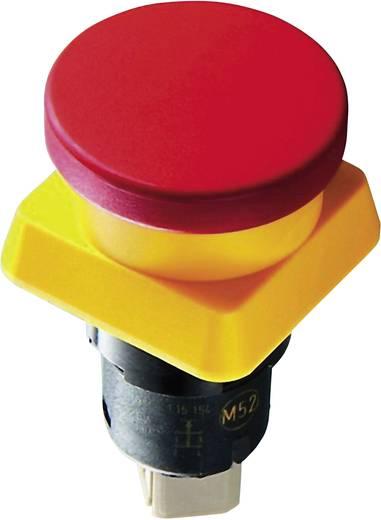 RAFI 1.15.154.016/0301 Not-Aus-Schalter 25 V 0.1 A 2 Öffner IP65 6 St.
