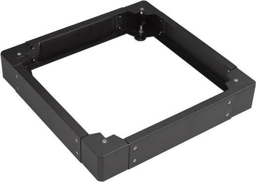 19 Zoll Netzwerkschrank-Sockel Digitus DN-19 Plinth-6/10-B Schwarz