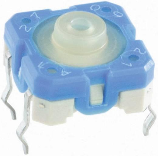 Drucktaster 42 V DC/AC 0.1 A 1 x Aus/(Ein) RAFI 114100501 tastend 1 St.