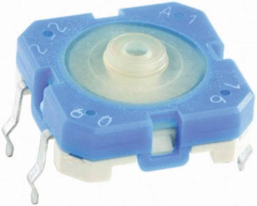 RAFI 114001501 Drucktaster 42 V DC/AC 0.1 A 1 x Aus/(Ein) tastend 1 St.