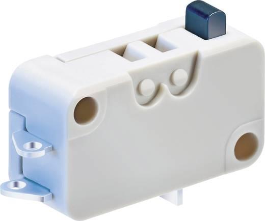 Mikroschalter 250 V/AC 16 A 1 x Ein/(Ein) Cherry Switches D459-B8AA tastend 1 St.