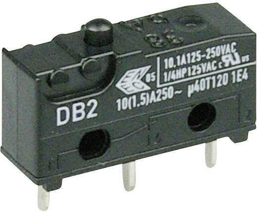 Mikroschalter 250 V/AC 10 A 1 x Ein/(Ein) Cherry Switches DB2C-C1AA tastend 1 St.