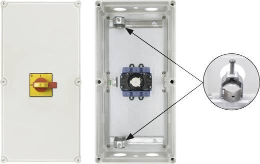 Reparaturschalter absperrbar 1 x 90 ° Rot, Gelb Kraus & Naimer KG160 T203/D-A077 STM 1 St.