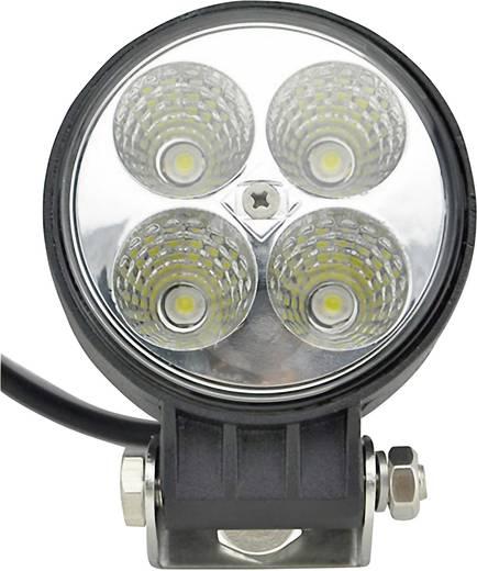 Arbeitsscheinwerfer SecoRüt Projecteur de travail LED 12 W 12 V, 24 V (Ø x H) 84 mm x 111 mm 600 lm