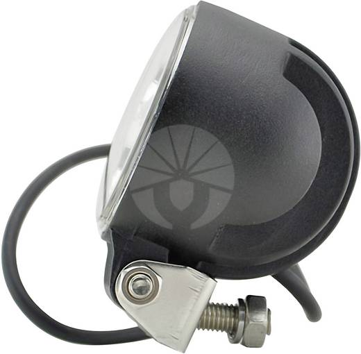 Arbeitsscheinwerfer SecoRüt LED-ARBEITSSCHEINWERFER 12 W 12 V, 24 V (Ø x H) 84 mm x 111 mm 600 lm