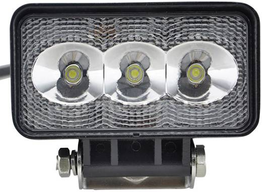 Arbeitsscheinwerfer SecoRüt 9 W 95309 12 V, 24 V Nahfeldausleuchtung (B x H x T) 66 x 66 x 66 mm 500 lm 6000 K