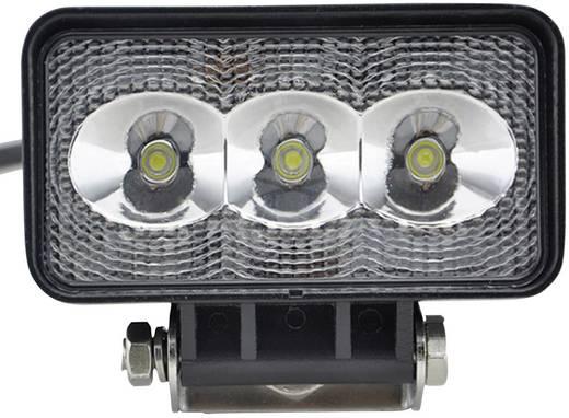 Arbeitsscheinwerfer SecoRüt Projecteur de travail LED 9 W 12 V, 24 V (B x H x T) 66 x 66 x 66 mm 500 lm