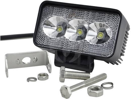 Arbeitsscheinwerfer SecoRüt LED-ARBEITSSCHEINWERFER 9 W 12 V, 24 V (B x H x T) 66 x 66 x 66 mm 500 lm