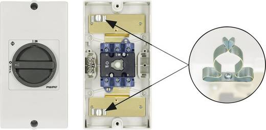 Kraus & Naimer KG20 T103/D-A126 KL51V Reparaturschalter absperrbar 1 x 90 ° Schwarz 1 St.