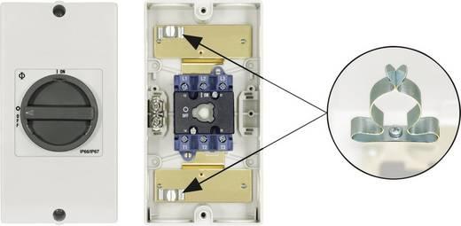 Reparaturschalter absperrbar 1 x 90 ° Schwarz Kraus & Naimer KG64 T103/D-A103 KL11V 1 St.