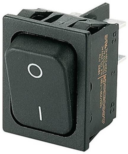 Wippschalter 250 V/AC 10 A 2 x Aus/Ein Marquardt 1832.3307 IP40 rastend 1 St.