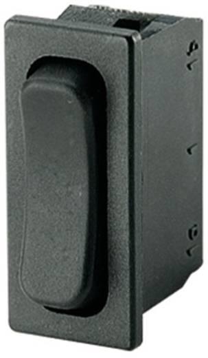 Marquardt Wippschalter 1838.1402 250 V/AC 6 A 1 x (Ein)/Aus/(Ein) IP40 tastend/0/tastend 1 St.