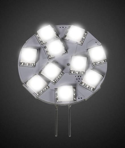 LED G4 1.7 W = 25 W Warmweiß (Ø) 30 mm EEK: A+ DioDor dimmbar 1 St.