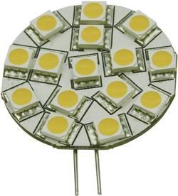 LED žárovka Diodor, G4, 2,6 W, 12 V, stmívatelná, teplá bílá