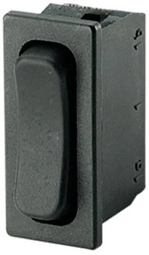 Marquardt Wippschalter 1838.1602 250 V/AC 6 A 1 x Ein/Aus/(Ein) IP40 rastend/0/tastend 1 St.