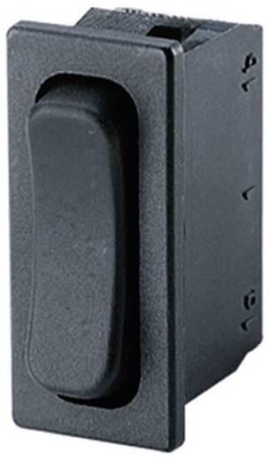 Wippschalter 250 V/AC 6 A 1 x (Ein)/Aus/(Ein) Marquardt 1838.3402 IP40 tastend/0/tastend 1 St.