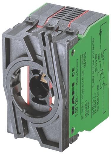 Kontaktelement 1 Schließer, 1 Schließer tastend 250 V RAFI 1.20.125.024/0000 5 St.