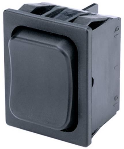 Marquardt Wippschalter 1839.3402 250 V/AC 6 A 2 x (Ein)/Aus/(Ein) IP40 tastend/0/tastend 1 St.