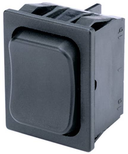 Wippschalter 250 V/AC 6 A 2 x (Ein)/Aus/(Ein) Marquardt 1839.3402 IP40 tastend/0/tastend 1 St.