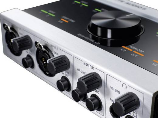 audio interface native instruments komplete audio 6 inkl software monitor controlling kaufen. Black Bedroom Furniture Sets. Home Design Ideas