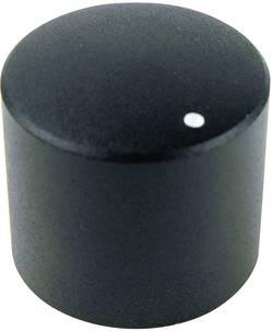 Tête de bouton rotatif Cliff FC7231 noir (Ø x h) 19.8 mm x 17.6 mm 1 pc(s)