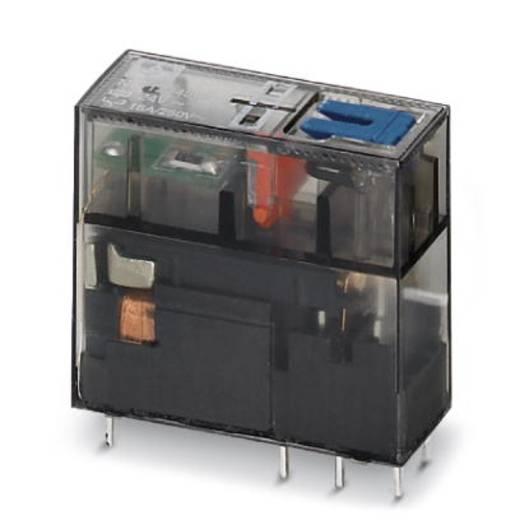 Printrelais 24 V/DC 16 A 1 Wechsler Phoenix Contact REL-MR- 24DC/21HC/MS 10 St.