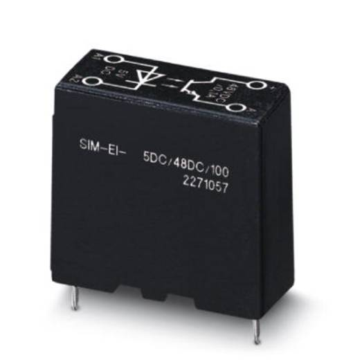 Halbleiterrelais 10 St. Phoenix Contact SIM-EI- 5DC/48DC/100 Last-Strom (max.): 100 mA Schaltspannung (max.): 48 V/DC