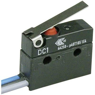 Cherry Switches Mikroschalter DC1C-C3LB 250 V/AC 6 A 1 x Ein/(Ein) IP67 tastend 1 St. Preisvergleich