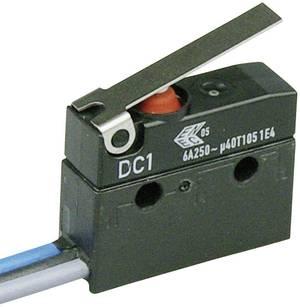 IP67 tastend 1 St. Ein ZF Mikroschalter DC2C-C3LD 250 V//AC 10 A 1 x Ein//