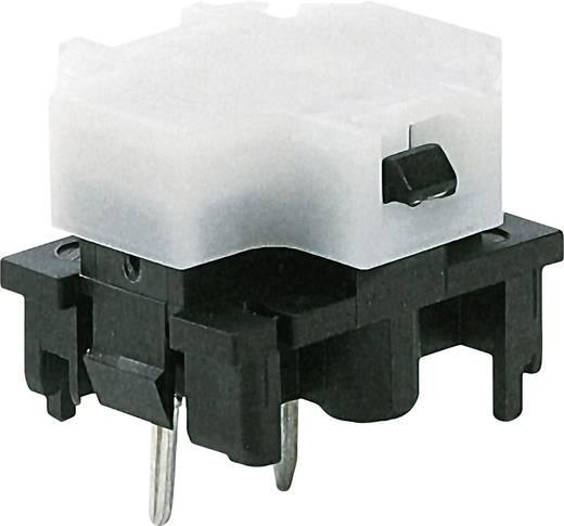 Drucktaster 28 V 0.1 A 1 x Aus/(Ein) Marquardt 6425.3121 tastend 1 St.