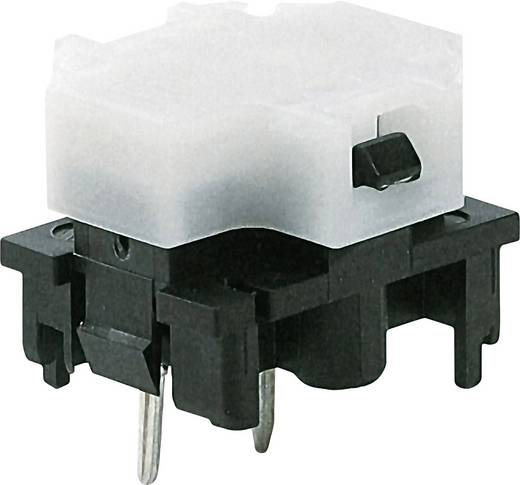Drucktaster 28 V 0.1 A 1 x Aus/(Ein) Marquardt 6425.3111 tastend 1 St.