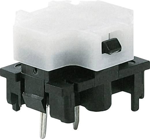 Marquardt 6425.3111 Drucktaster 28 V 0.1 A 1 x Aus/(Ein) tastend 1 St.