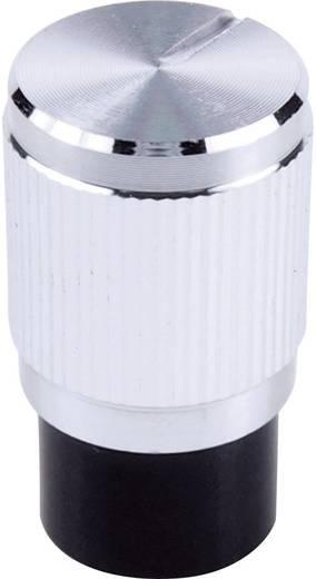 Drehknopf Silber (Ø x H) 10.7 mm x 19 mm Cliff FC7256 1 St.