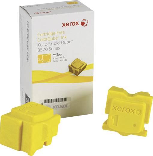 Festtinte Original 108R00933 Xerox ColorQube Ink 8570 Series Gelb 2 St.