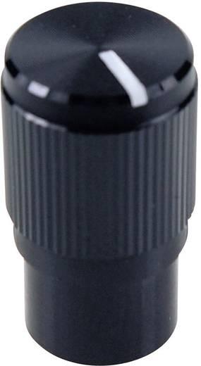 Drehknopf Schwarz (Ø x H) 10.7 mm x 19 mm Cliff FC7257 1 St.