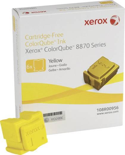 ColorQube 8870 Festtinte, Gelb (6 Sticks 17300 Seiten)