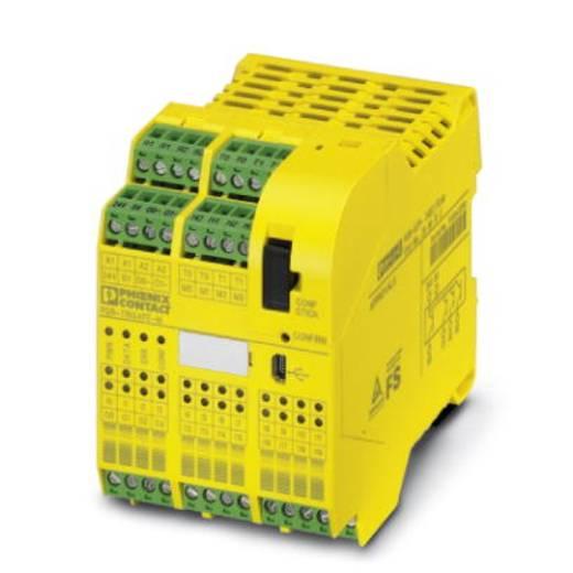 Sicherheitsrelais 1 St. PSR-SPP- 24DC/TS/M Phoenix Contact Betriebsspannung: 24 V/DC (B x H x T) 67.5 x 112 x 114.5 mm