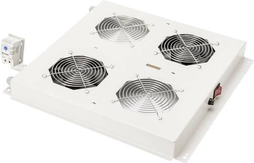 Digitus Professional DN-19 FAN-2-N 19 Zoll 2 x Netzwerkschrank-Lüfter Licht-Grau (RAL 7035)