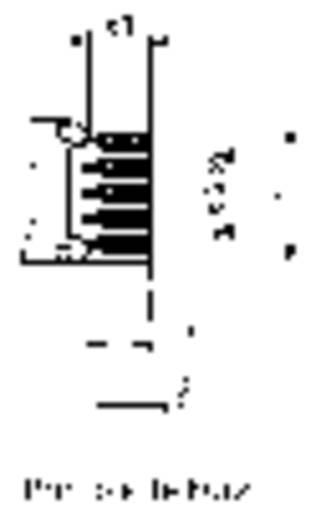 Kodierschalter BCD 0-9 Schaltpositionen 10 Hartmann SH6-131-AK-2 1 St.