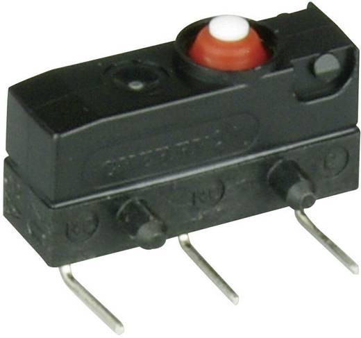 Mikroschalter 250 V/AC 6 A 1 x Ein/(Ein) Cherry Switches DC1C-K9AA IP67 tastend 1 St.
