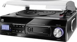 USB gramofon s kazetovým enkodérem Dual DTTC 100, vč. dálk.ovladače