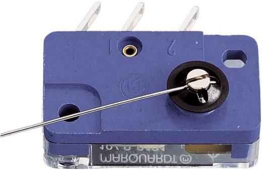 Mikroschalter 250 V/AC 4 A 1 x Ein/(Ein) Marquardt 1040.0111 tastend 1 St.