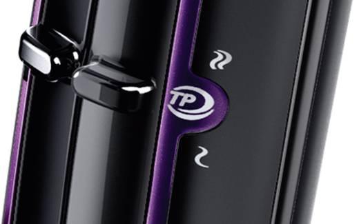 Haartrockner Philips HP8230 / 00 Schwarz (matt)