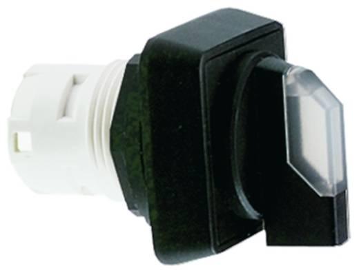 Wahltaste Schwarz 1 x 90 ° RAFI 1.30.073.501/2000 6 St.