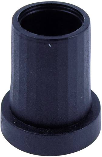 Drehknopf Schwarz (Ø x H) 14 mm x 18 mm Cliff CL17097 1 St.