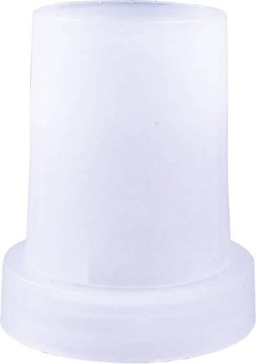 Cliff CL170976 Drehknopf Transparent (Ø x H) 14 mm x 18 mm 1 St.