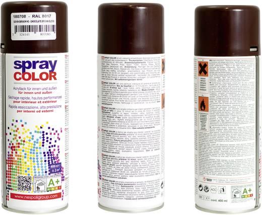 Acryllack Hochglanz Schokobraun RAL 8017